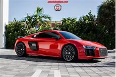 Gorgeous Audi R8 With Hre Wheels By Wheels Boutique
