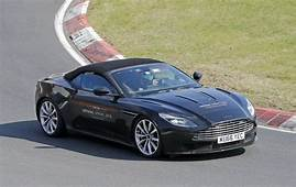 2018 Aston Martin DB11 Volante Gallery 712072  Top Speed