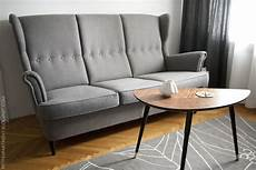 Ikea Strandmon Sofa - new things in the living room ikea strandmon three seat