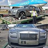 Another Luxury Car Lands In Kenya  Naibuzz