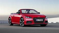 2017 audi tt s line competition top speed