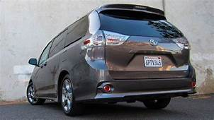 2015 Toyota Sienna Redesign Awd Release Date  FutuCars