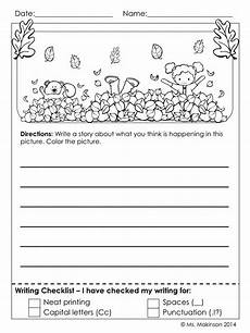 handwriting worksheets for 2nd grade 21376 november printables grade literacy and math self assessment assessment and math