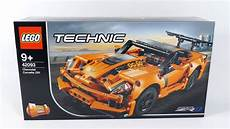 chevrolet corvette zr1 lego technic 42093