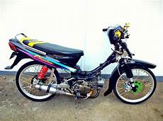 Yamaha Crypton Modif by F Lanang 13 Foto Yamaha Crypton Modifications F Lanang