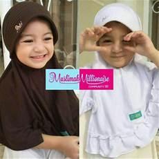 56 Model Jilbab Pesta Anak