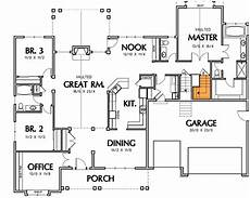 empty nester house plans an empty nester s dream home 69005am architectural