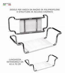 sedili vasca da bagno per anziani sedile per vasca da bagno in polipropilene e acciaio h5617