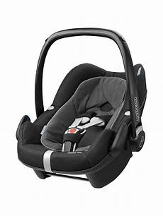 Maxi Cosi Pebble Plus I Size 0 Baby Car Seat Black