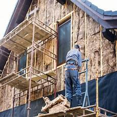 isoler une maison par l extérieur isolation par l ext 233 rieur prix infos pour bien isoler