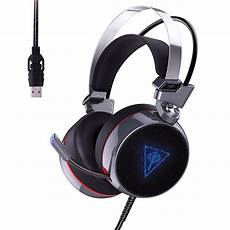 Gaming Headset Test 2018 - aukey gh s4 gaming headset im test new tec test