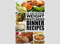 25 Weight Watchers dinner recipes