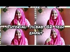 Tutorial Jilbab Segi Empat 02 By Zakiyah Septiani