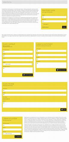 responsive form template inline floating by sourceassassins codecanyon