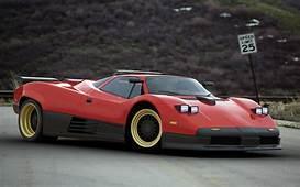 Imagining The Pagani Zonda As A 1980s Supercar  Carscoops