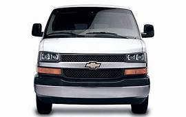 2011 Chevrolet Express  Review CarGurus