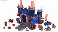 Nexo Knights Fortrex Ausmalbilder Lego Nexo Knights Fortrex Castle Review Set 70317