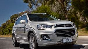 2016 Holden Captiva Revealed Will Replace The 5