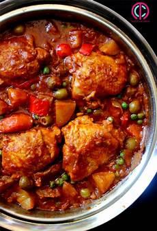 chicken afritada style chicken stew recipes