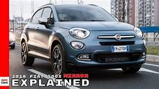 2018 fiat 500x mirror explained