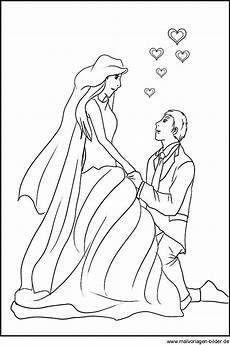 Malvorlage Prinzessin Hochzeit Ausmalbilder Prinzessin Hochzeit