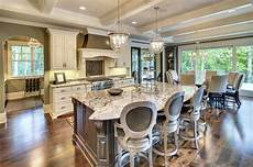 open house plans with large kitchens wayzata home