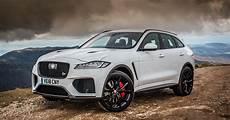 2019 jaguar f pace svr drive review a magnificent