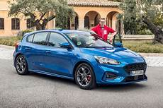 ford focus 2018 preis test kombi st rs marktstart