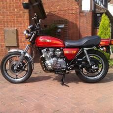 Restored Suzuki Gs550 1980 Photographs At Classic Bikes