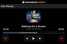 grooveshark mobile free grooveshark free for blackberry bold curve