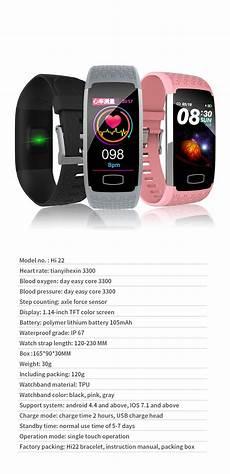 Bakeey Hi22 Ip67 Waterproofwristband Charging Weather by Smart Electronics For Smart