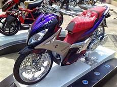 Modifikasi Motor Nouvo by Kumpulan Foto Hasil Modifikasi Motor Yamaha Nouvo Terbaru