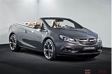 Opel Cascada Let The Sun Shine In Autoblog Nl
