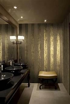 Retro Reflective Foil Wallpaper Design Indulgences