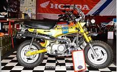 honda dax ct 70 trail nippon classic de
