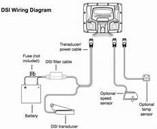 fishfinder wiring lowrance depth finder install jackson cuda