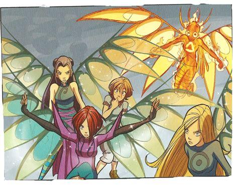 Witch Comic Elyon