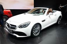Mercedes Brings Slc Slc 43 Amg To Naias Carscoops