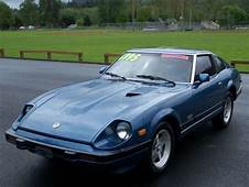 Datsun Z Series T TOP 1982 Blue For Sale