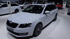 2017 Skoda Octavia G Tec Exterior And Interior