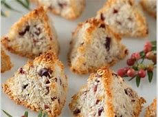 Toasty Coconut Macaroons Recipe   Alton Brown   Food Network