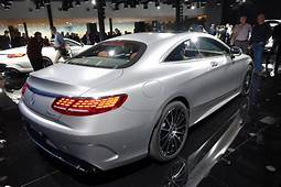 Image 2018 Mercedes Benz S560 4Matic Coupe 2017