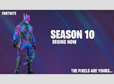 Fortnite Season 10 releases in August with a new Battle