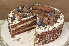 leckere einfache torte rezept geburtstagstorte