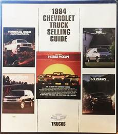 free car manuals to download 1994 gmc safari electronic throttle control 1994 chevy astro van gmc safari repair shop manual original set