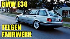 Bmw E36 Felgen Fahrwerk Low Budget Projekt