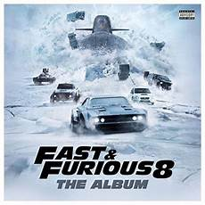 Fast And Furious 8 The Album Cd Apollo