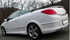 Vauxhall Astra H Mk5 Twintop Boot Spoiler Opc Line Ebay