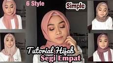 Segi Empat Simple Sehari Hari 6 Style