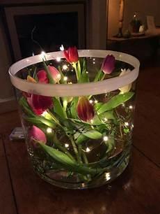 Deko Mit Tulpen - tulpen lichterketten ostern blumen ostern blumen